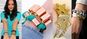 DIY Bracelets – The Pretty, The Funky, The Manly