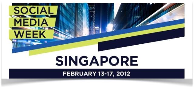 Social Media Week Singapore